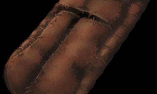Кожаный Спальный Мешок Hide Sleeping Bag