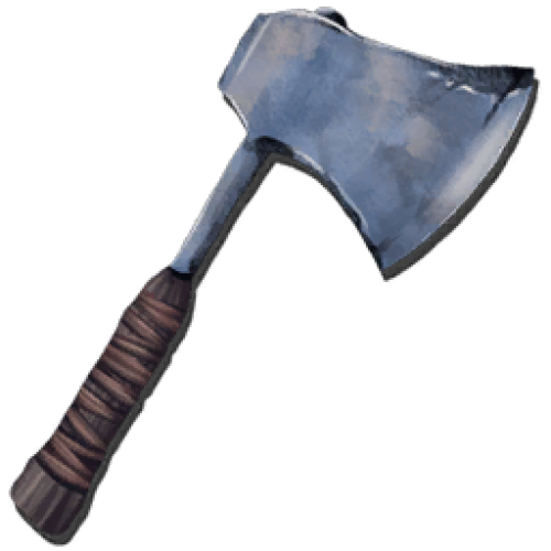 Металлический Топорик Metal Hatchet