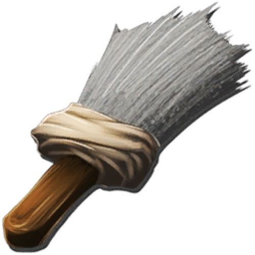 Кисточка, Помазок Paintbrush