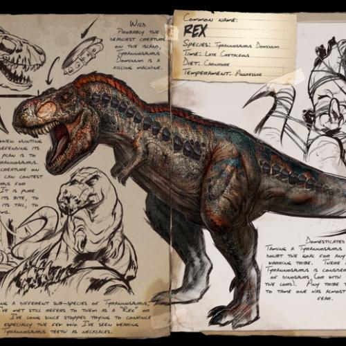 Тиранозавр Rex