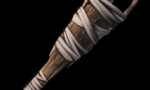 Факел Hand Torch