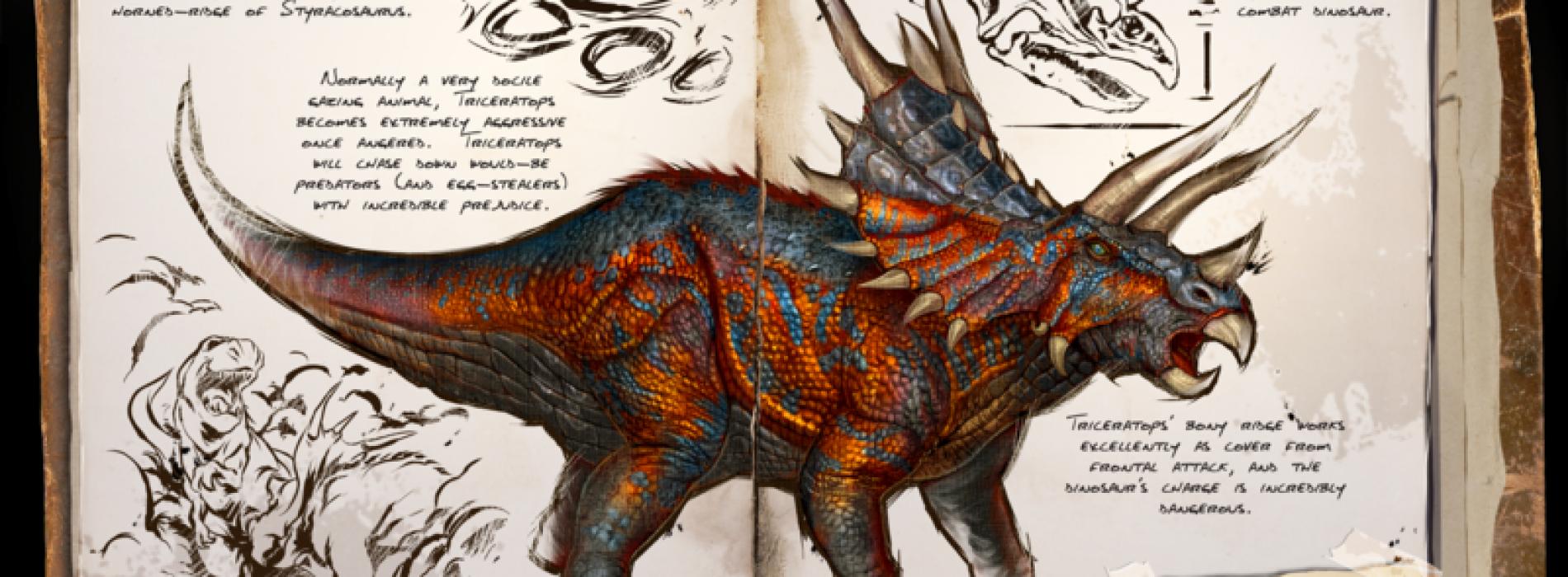 Трицератопс Triceratops