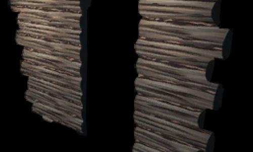 Деревянная дверная коробка Wooden Doorframe