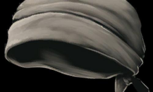 Тканевая Шапка Cloth Hat