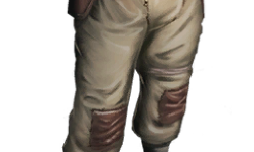 Тканевые Штаны Cloth Pants