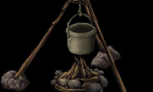 Кастрюля Котелок Cooking Pot
