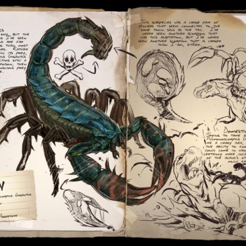 Скорпион Scorpion