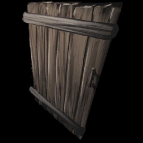 Деревянная Дверь Wooden Door