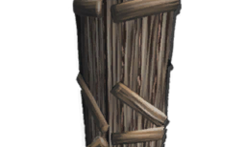 Деревянный Столб Wooden Pillar