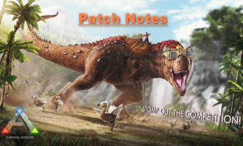 Патч 215.0 для игры  ARK Survival Evolved