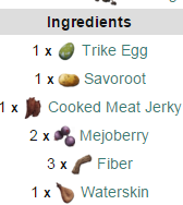 Kibble (Trike Egg)