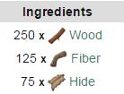 Wooden Raft