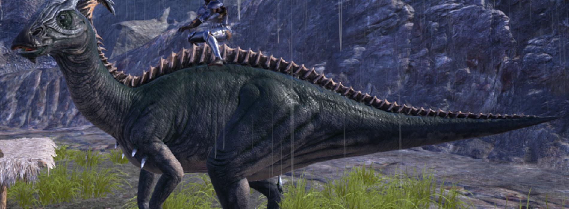 Паразавр Parasaur