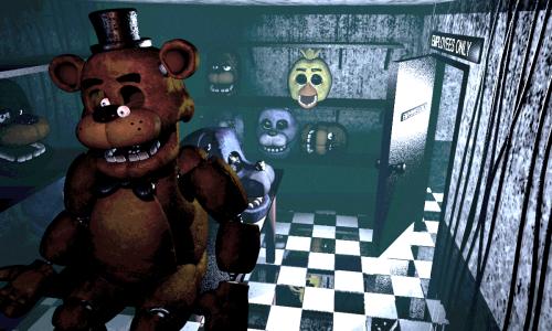 Кошмары детства всего за 5 ночей с Фредди